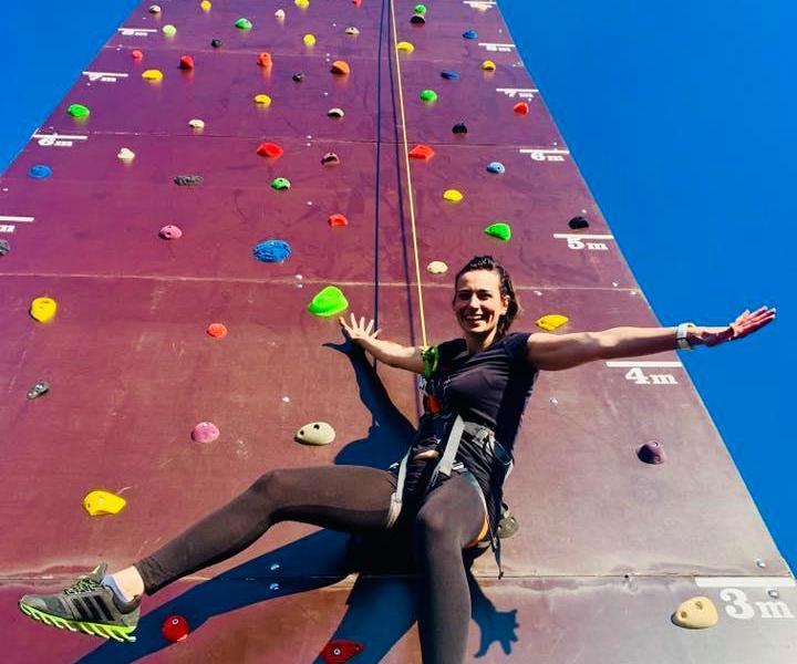 Stijena za penjanje gospic 09