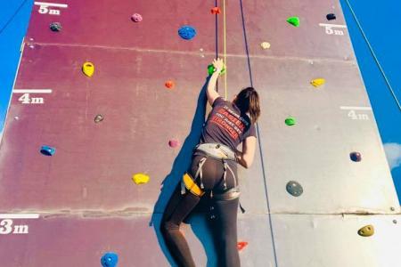 Stijena za penjanje gospic 12