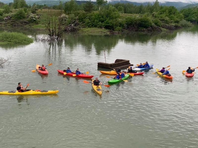 Kayak gospic 15