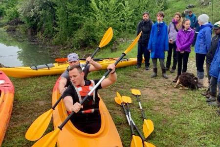 Kayak gospic 16