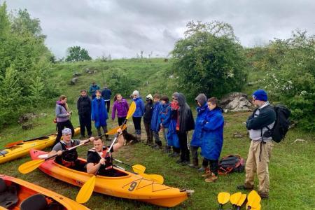 Kayak gospic 17