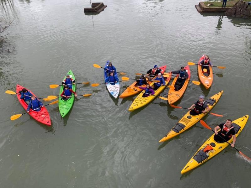 Kayak gospic 18